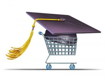 Graduates Shopping Trolley bought
