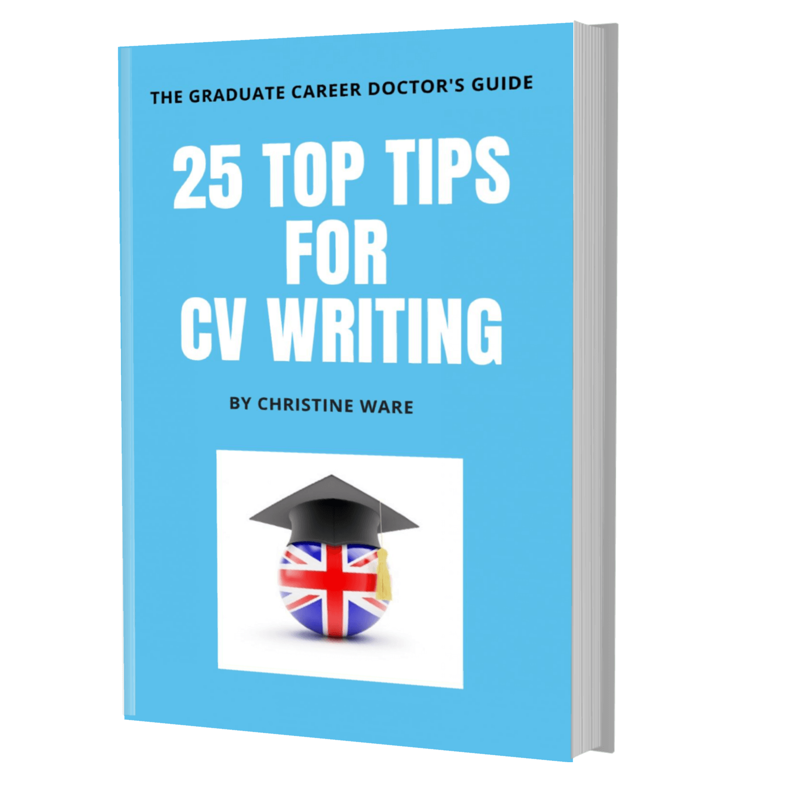 25 Top Tips for CV Writing